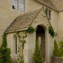 Cotswold Stone Porch